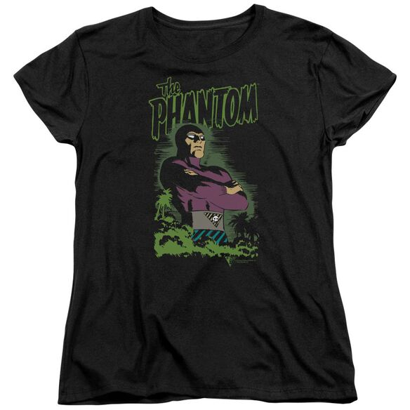 Phantom Jungle Protector Short Sleeve Womens Tee T-Shirt