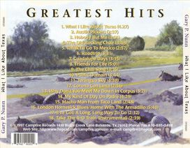 Gary P. Nunn - What I Like About Texas: Greatest Hits