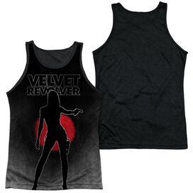 Velvet Revolver Contraband Sub Adult Poly Tank Top Black Back