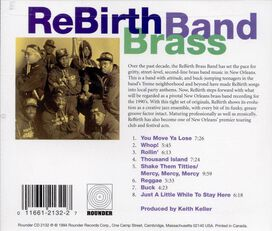 ReBirth Brass Band - Rollin'