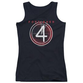 Foreigner 4 Album Juniors Tank Top