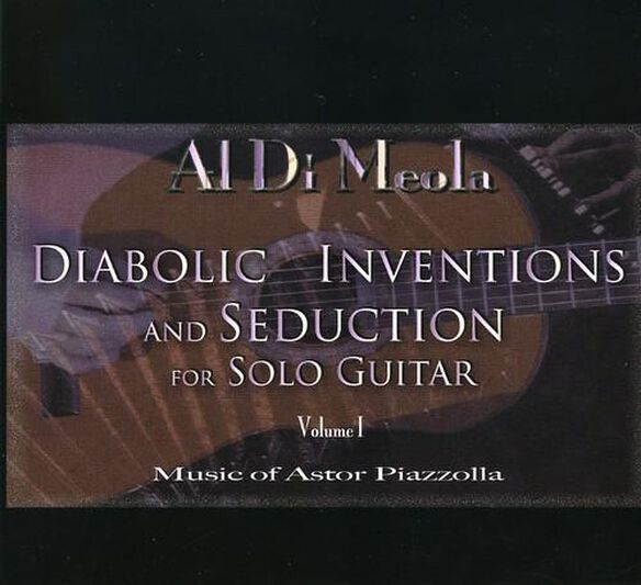 Diabolic Inventions & Seduction For Solo Guitar 1