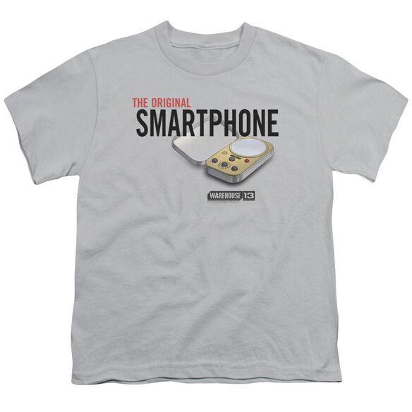 Warehouse 13 Original Smartphone Short Sleeve Youth T-Shirt