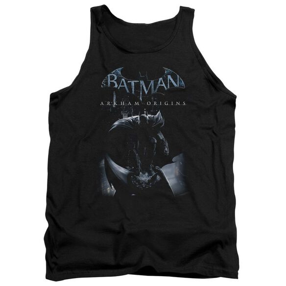 Batman Arkham Origins Perched Cat Adult Tank