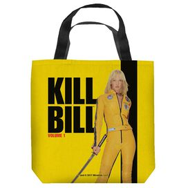 Kill Bill Vol 1 Poster Tote Bag