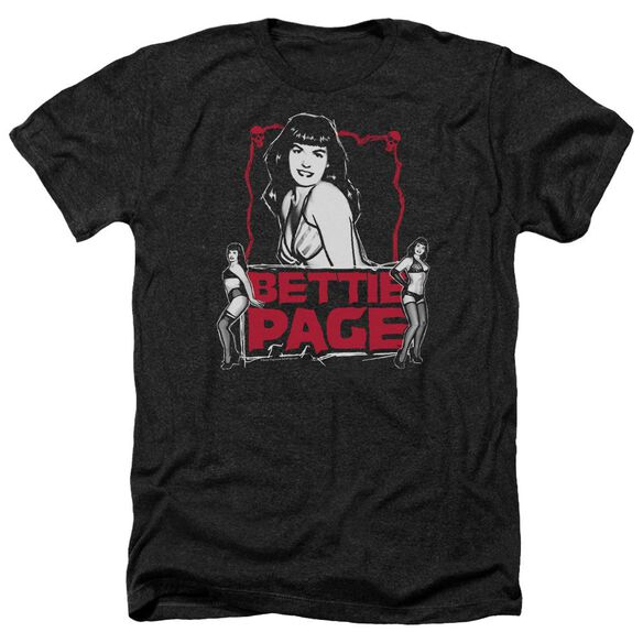Bettie Page Bettie Scary Hot Adult Heather