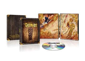 The Goonies [Exclusive Blu-ray Steelbook]