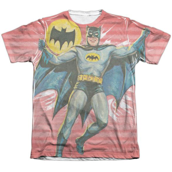 Batman Classic Tv Wrong Question Adult Poly Cotton Short Sleeve Tee T-Shirt