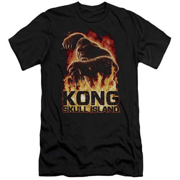 Kong Skull Island Out Of The Fire Hbo Short Sleeve Adult T-Shirt