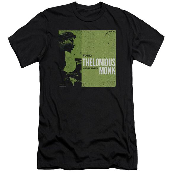 Thelonious Monk Work Premuim Canvas Adult Slim Fit