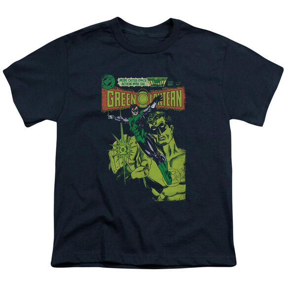 Green Lantern Vintage Cover Short Sleeve Youth T-Shirt