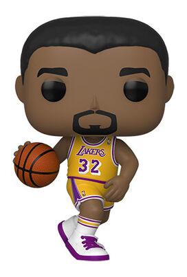 Funko Pop!: NBA Legends - Magic Johnson [Lakers Home Jersey]