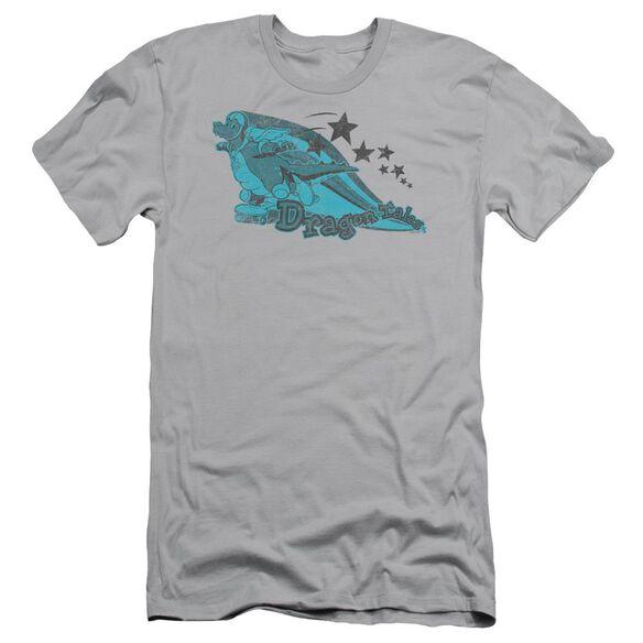 Dragon Tales Ord Skates Short Sleeve Adult T-Shirt