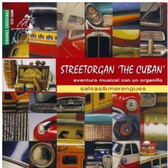 Cuba. Streetorgan The Cuban