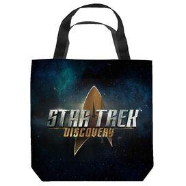 Star Trek Discovery Star Trek Discovery Logo Tote