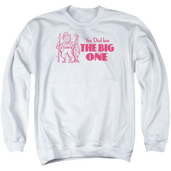 The Big One Adult Crewneck Sweatshirt