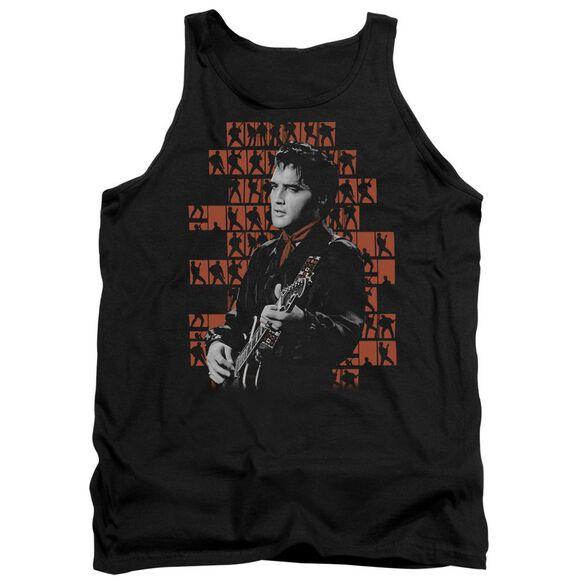 Elvis 1968 Adult Tank