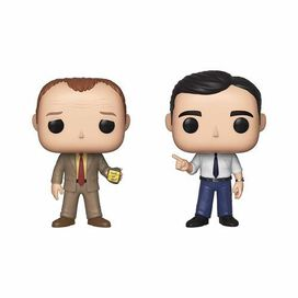 Funko Pop!: The Office - Toby vs. Michael [2 pack]