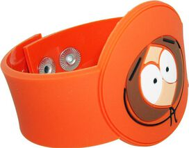 South Park Kenny Rubber Wristband