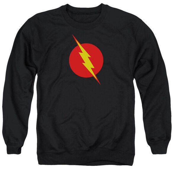 Jla Reverse Flash Adult Crewneck Sweatshirt