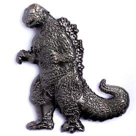 Godzilla Pin