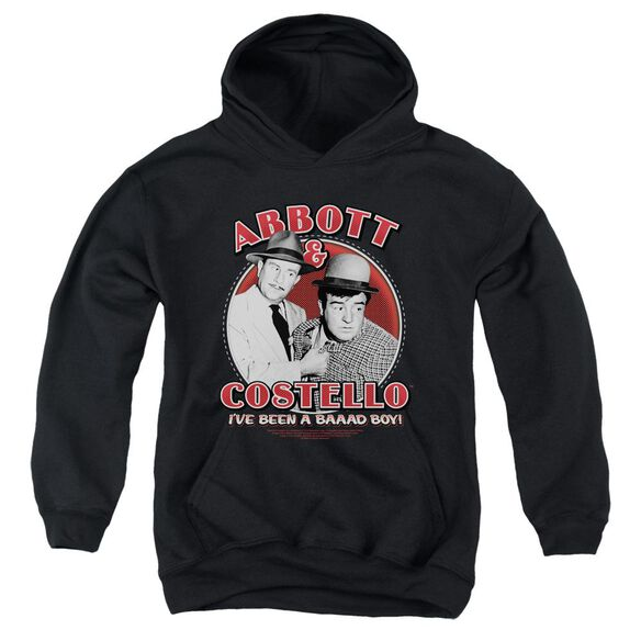 Abbott & Costello Bad Boy Youth Pull Over Hoodie