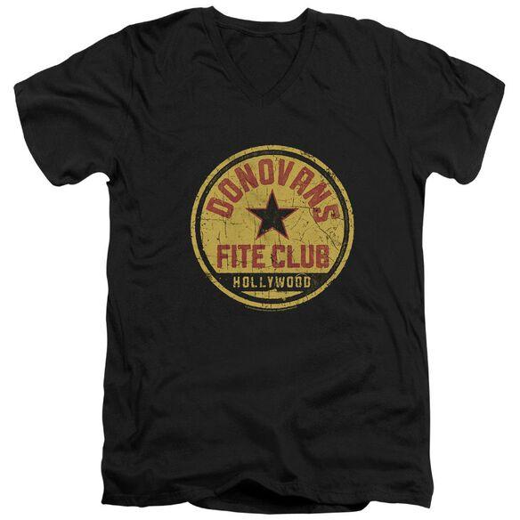 Ray Donovan Fite Club Short Sleeve Adult V Neck T-Shirt