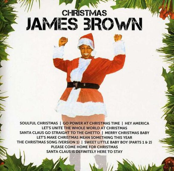 James Brown - Icon Christmas