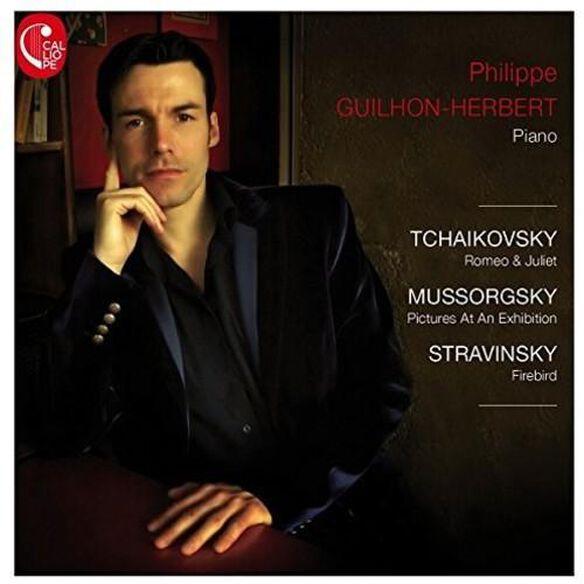 Philippe Guilhon Herbert: Piano