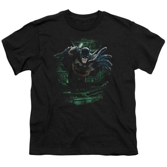 BATMAN SURPRISE - S/S YOUTH 18/1 - BLACK T-Shirt