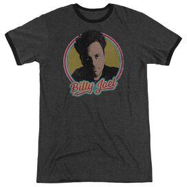 Billy Joel Billy Joel Adult Ringer Charcoal