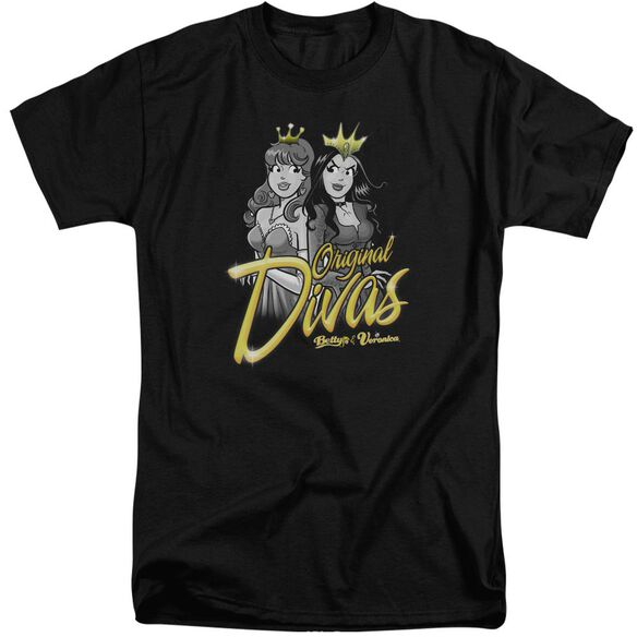 Archie Comics Original Divas Short Sleeve Adult Tall T-Shirt