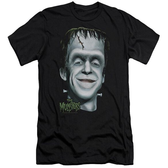 The Munsters Hermans Head Short Sleeve Adult T-Shirt