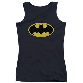 Batman Classic Logo Juniors Tank Top
