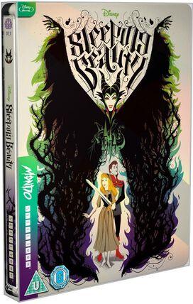 Sleeping Beauty [Limited Edition Blu-ray Mondo x Steelbook]