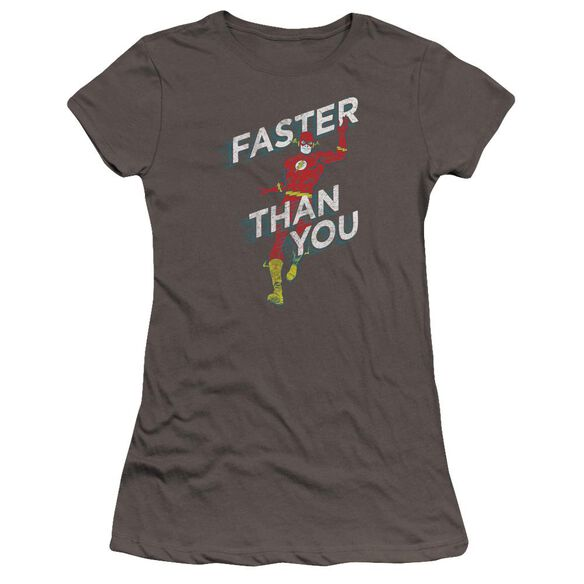 Dc Faster Than You Premium Bella Junior Sheer Jersey