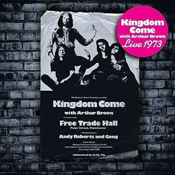 Arthur Brown's Kingdom Come (Manchester Free Trade