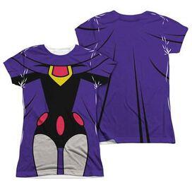 Teen Titans Go Raven Suit FB Sub Juniors T-Shirt