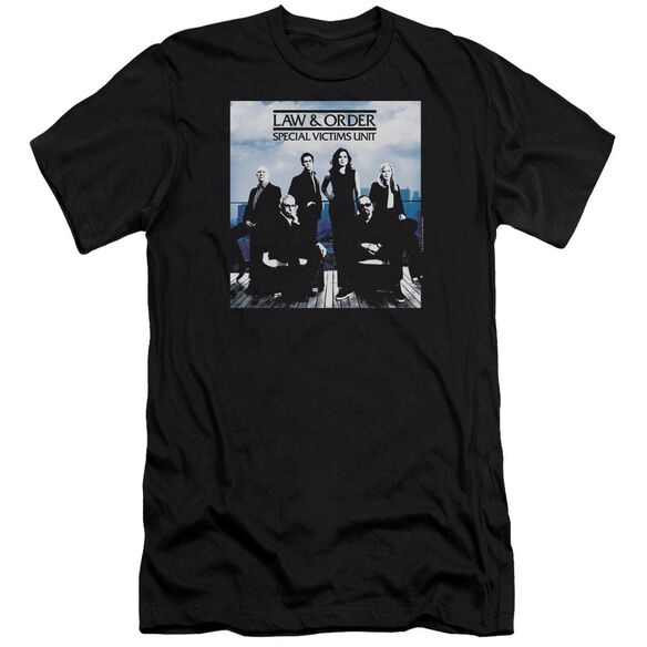 Law And Order Svu Crew 13 Premuim Canvas Adult Slim Fit