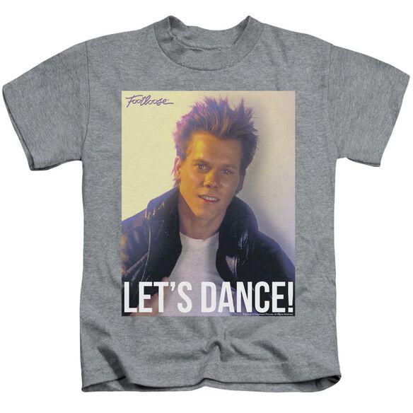 Footloose Lets Dance Short Sleeve Juvenile Athletic T-Shirt