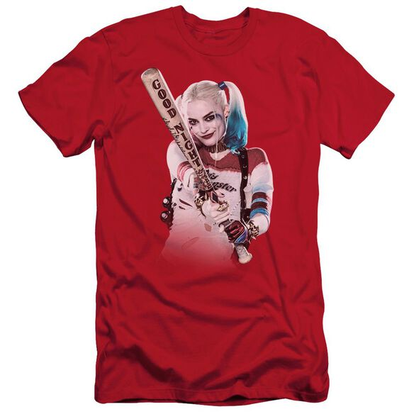 Suicide Squad Bat At You Short Sleeve Adult T-Shirt