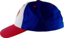 Superman Logo Tricolor Youth Hat