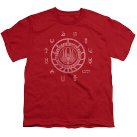 Bsg Colonies Short Sleeve Youth T-Shirt