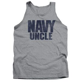 Navy Uncle Adult Tank Athletic