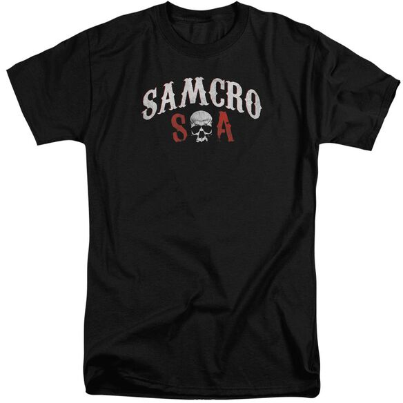 Sons Of Anarchy Samcro Forever Short Sleeve Adult Tall T-Shirt