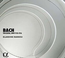 J.S. Bach / Rannou - Toccatas 910-916