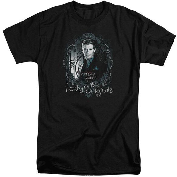 Vampire Diaries Originals Short Sleeve Adult Tall T-Shirt
