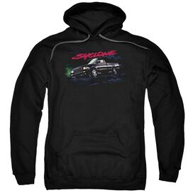 Gmc Syclone Adult Pull Over Hoodie Black