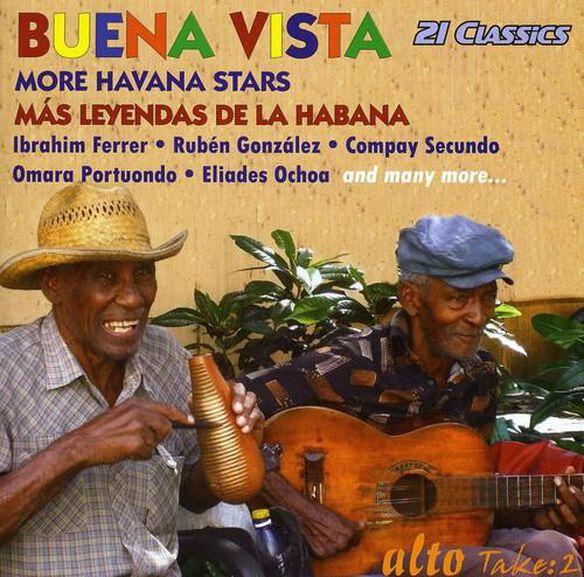Various Artists - More Havana Stars/Mas Leyendas De La Habana