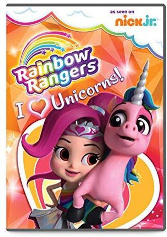 Rainbow Rangers: I (Heart) Unicorns